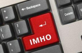 Что такое ИМХО?