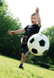 Футбол или танцы?