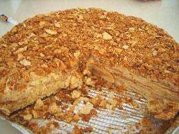Почему торт «Наполеон» так называется?