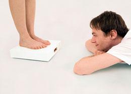 Помогает ли женщине присутствие мужчины похудеть?