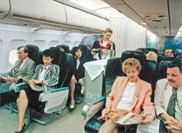 Как сохранить хорошее самочувствие во время авиаперелета?
