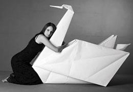 Не желаете заняться оригами?