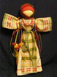 Почему русские обрядовые куклы безлики?