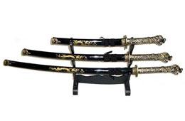 Самурайский меч - банальное оружие или культурный символ Японии?