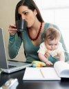 Как совместить работу с воспитанием ребенка в неполной семье?