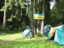 Как правильно обустроить палаточный лагерь?