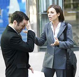 Как вести себя в конфликтной ситуации?