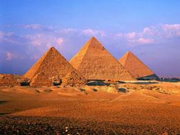 Сколько лет египетским Пирамидам?