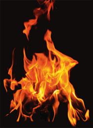Почему огонь горячий?