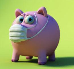 Поможет ли марлевая повязка защититься от вируса свиного гриппа?
