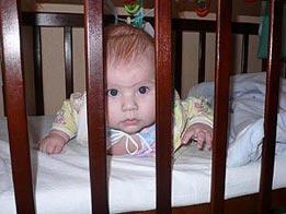 Как научить малыша сидеть?