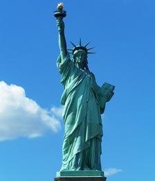 Где родина Статуи Свободы?