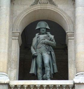 Где похоронен Наполеон?