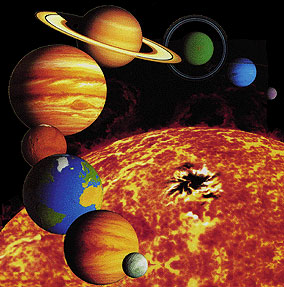Каким планетам подчиняются растения?
