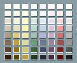 Какой выбрать цвет?