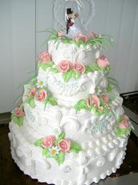 Почему свадебный торт имеет много ярусов?