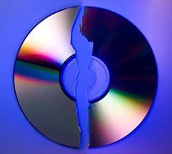 Как испортить диск, но чтобы он выглядел как рабочий?
