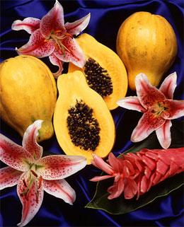 Чем полезна папайя?
