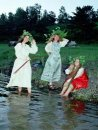 Когда в старину начинался купальный сезон?