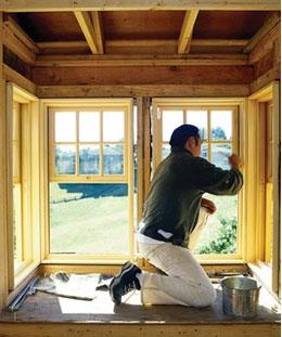 Как ухаживать за деревянным домом?