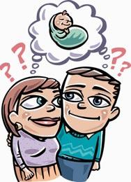 Как определить пол будущего ребенка?