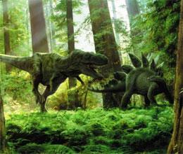 Чем питались динозавры?