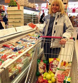 Как вас заставляют тратить больше в супермаркете?