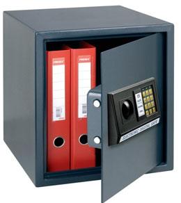 Какие существуют  виды сейфов?