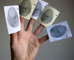 Почему мы оставляем отпечатки пальцев?