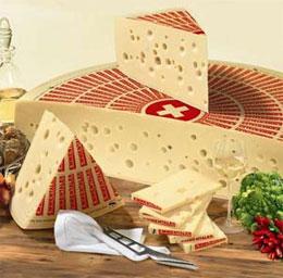 Откуда берутся дырки в сыре?
