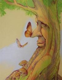 Откуда обычай стучать по дереву?