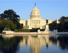 Как называется столица США?