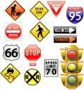 Когда появились дорожные знаки?