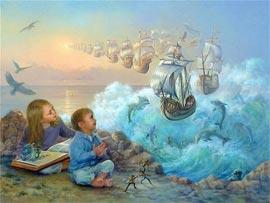 Как написать сказку для своего ребенка и не только?
