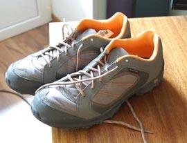 Как быстро высушить промокшую обувь?