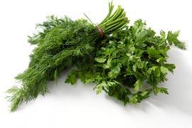Как сохранить зелень свежей?