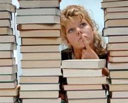 Как правильно хранить книги?
