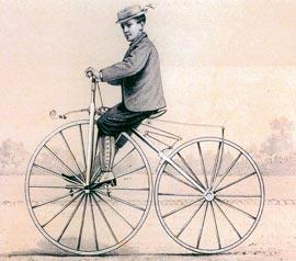 Кто изобрел велосипед?