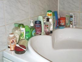 Какие правила гигиены надо соблюдать в ванных комнатах?