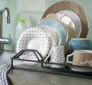 В чем секрет чистой посуды?