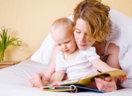 Как привлечь ребенка к чтению?