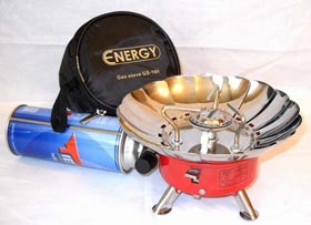 Как выбрать портативную газовую горелку?