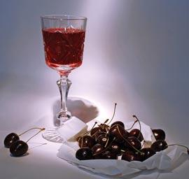 Как сделать вишневое вино?