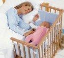 Как уложить спать грудничка?