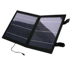 Что такое портативная солнечная батарея?