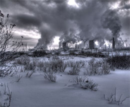 Что такое ядерная зима?