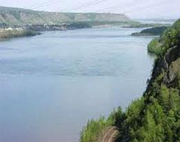 Где проходит граница между Западной и Восточной Сибирью?