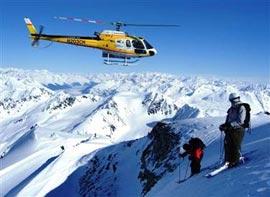 Что такое хели-ски?