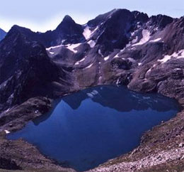 Где находится Чернильное озеро?