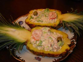 Что приготовить из ананаса?